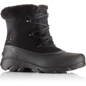 Sorel Snow Angel Lace Boots Women Black